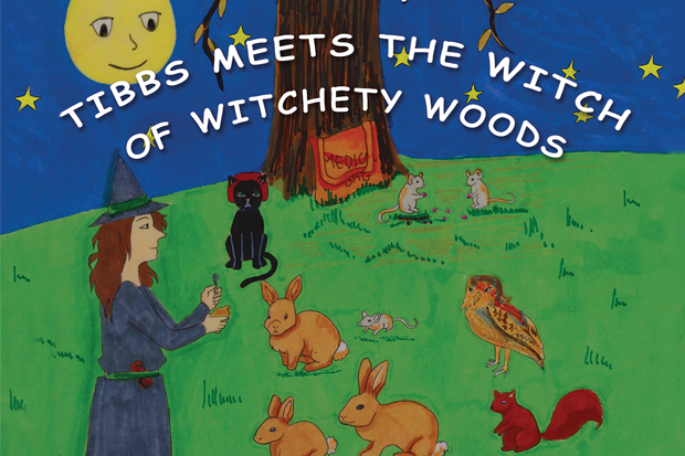 Tibbs Meets The Witch of Witchety Woods by Veronica Gibbs