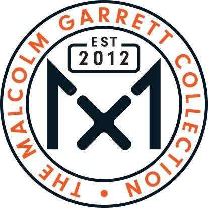 Malcolm Garrett logo