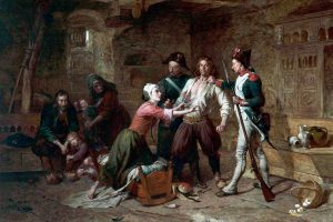 Jigsaw – The Arrest of a Peasant Royalist