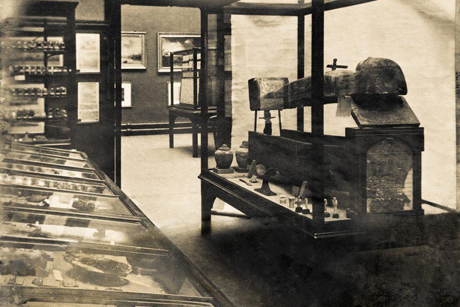 Mrs Goodison's Egyptology Collection