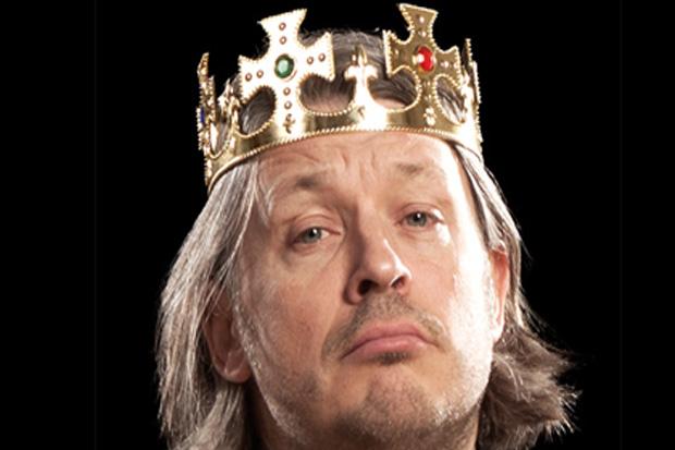 Richard Herring : Lord of the Dance Settee