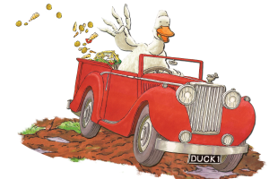 Duck in a Truck – Live on Stage!