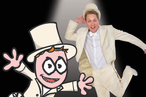 A Magical Double Act – Little Howard's Big Show for Kids at The Atkinson