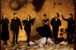 Winter Folk with the Moulettes at The Atkinson