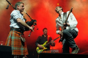 One of the great Scottish festival bands comes to The Atkinson this October.
