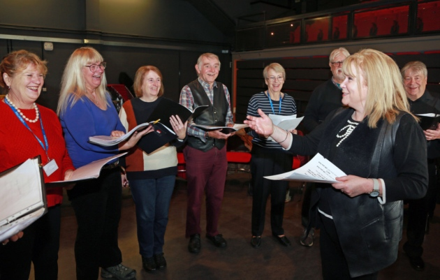 The Atkinson Wellbeing Choir - The AtkinsonThe Atkinson