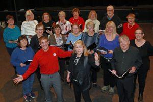 The Atkinson Wellbeing Choir