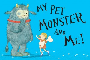 Halloween Fun for Families With My Pet Monster