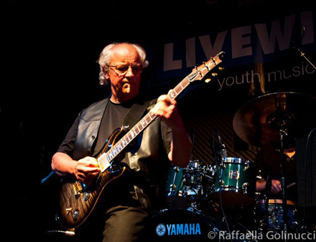 Martin Barre From Jethro Tull at The Atkinson