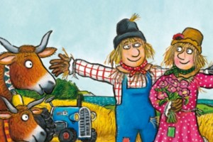 Julia Donaldson's New Book is adapted for the Stage