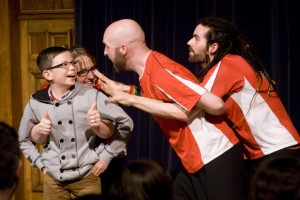 ComedySportz Brings All Ages, All Improvised Fun to The Atkinson