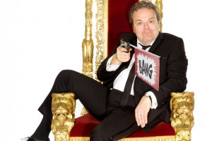 Hal Cruttenden: Straight Outta Cruttenden and to The Atkinson