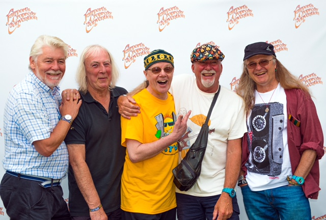 Fairport Convention celebrate 50th Anniversary by Headlining Love Folk, a UK tour and New Album!