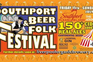 Southport Plays Host to its First Ever Beer & Folk Festival This Summer