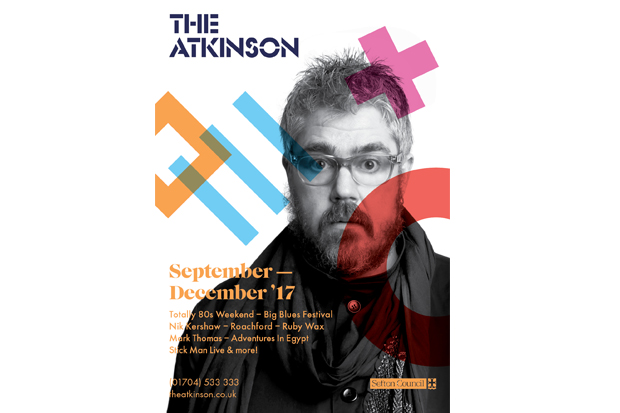 What's On at The Atkinson this September – December