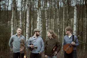 Award Winning Nordic Folk Band Basco at The Atkinson