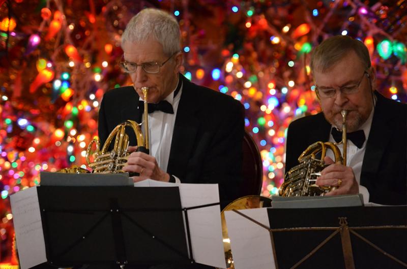 L'Orchestra Dell 'Arte Invite you to a Christmas Family Concert