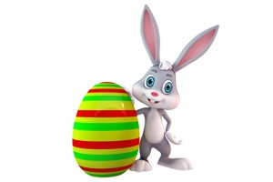 Win a family ticket to see Easter Bunny's Eggs-ellent Adventure!