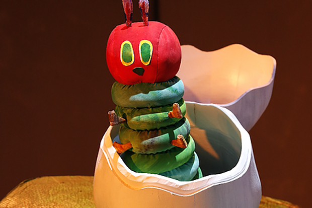 Eric Carle's Timeless Stories Come to Life on Stage in The Very Hungry Caterpillar Show