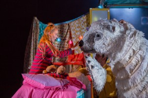 Raymond Briggs' The Bear Comes To Life at The Atkinson