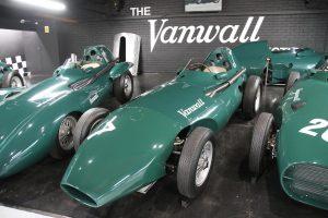The Original Vanwall British Grand Prix Winning Car Returns to Sefton
