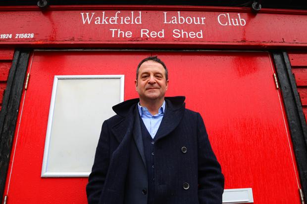 Mark Thomas: The Multi Award -Winning Red Shed at The Atkinson