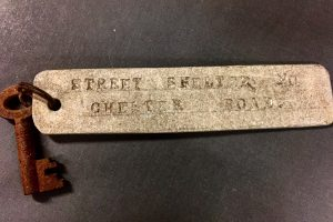 WW2 Shelter Key Found – Tell Us Your Stories