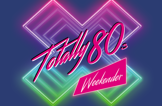 Totally 80s Weekender with Legends Nik Kershaw and Hue & Cry