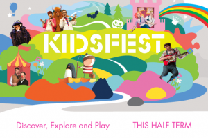 Its Family Festival Fever this Half Term at The Atkinson