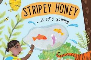 Stripey Honey…is Very Yummy!