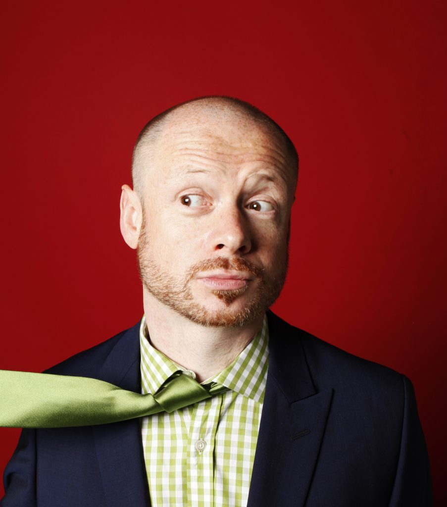 International Award Winning TV Comedian Comes to Comedy Club