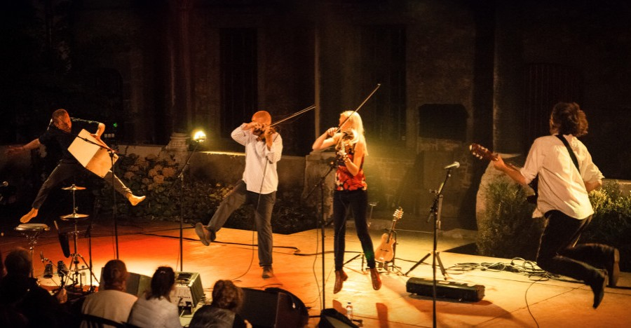 Urban Folk Quartet at The Atkinson