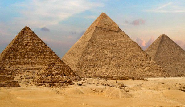 Pyramids, Temples and Sun Worship in Ancient Egypt