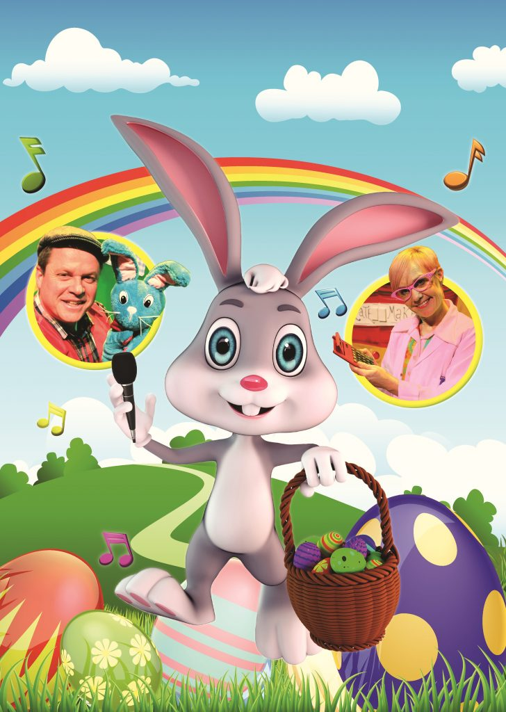 Meet the Easter Bunny & Receive a Chocolate Treat!