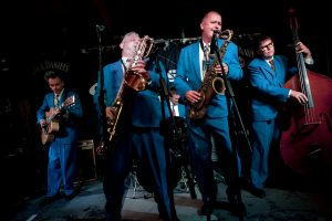 The Kings of Swing at The Atkinson this Spring
