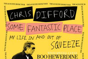Chris Difford: Some Fantastic Place Acoustic Book Tour