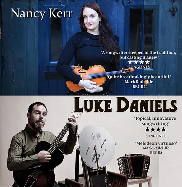 Folk Stars Nancy Kerr and Luke Daniels Team Up