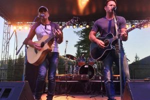 Nashville Comes to The Atkinson with Duo Blue County