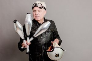DAVE SPIKEY  30TH ANNIVERSARY TOUR AT THE ATKINSON