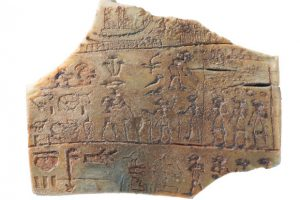 Found in the tomb of Neith-hotep
