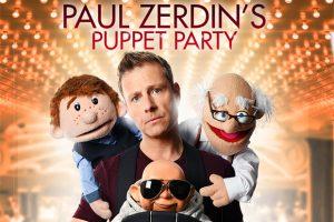 PAUL ZERDIN ANNOUNCES BRAND NEW TOUR FOR 2019