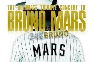 24K Bruno – Bruno Mars Tribute live at The Atkinson!