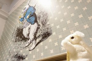Find the White Rabbit Competition