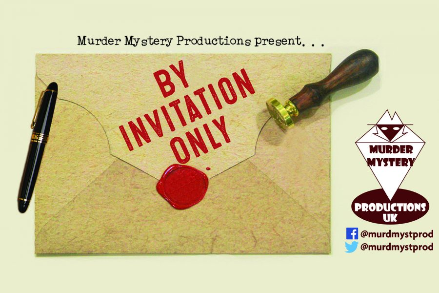 Murder Mystery: By Invitation Only 1927