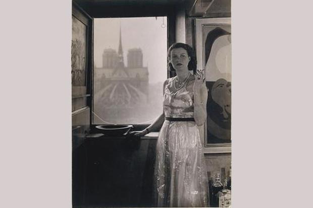 Peggy Guggenheim by Alexandra Epps