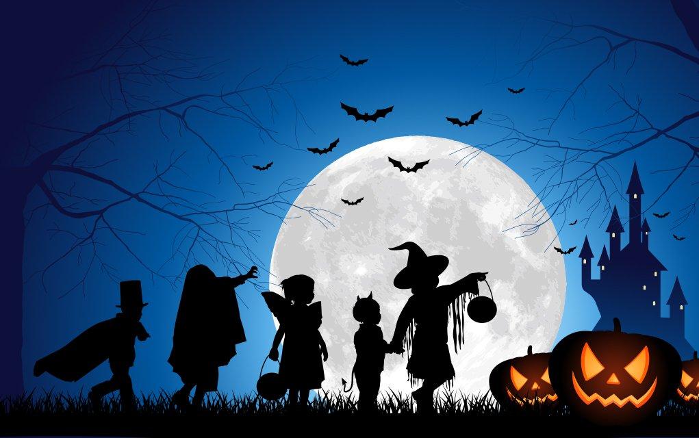 Family Activities for Halloween Half Term