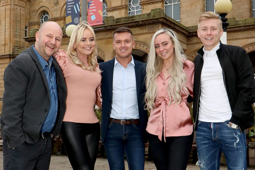 The Atkinson team up with LHK Productions to announce a new Christmas Pantomime opening December 2020