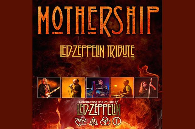Mothership: Led Zeppelin Tribute