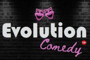 Cancelled – Evolution Comedy Club