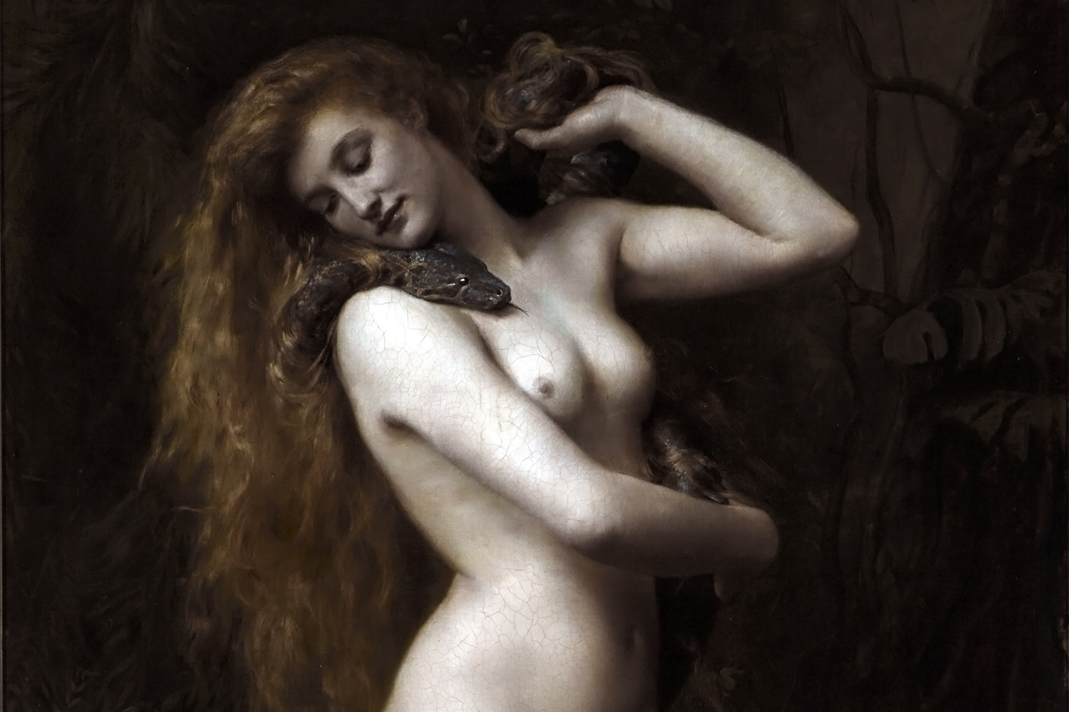 Fatal Attraction: Lilith and her Sisters - Exhibition at The AtkinsonThe  Atkinson